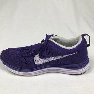 Womens Nike Flyknit Sneakers Running Shoes 7.5